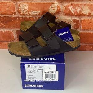 Women's Birkenstock Arizona BS Sandals - Size 7